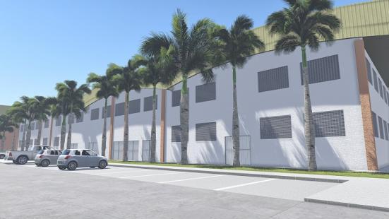 Fábrica Fortaleza (ampliação fábrica de torrados) - Fortaleza CE
